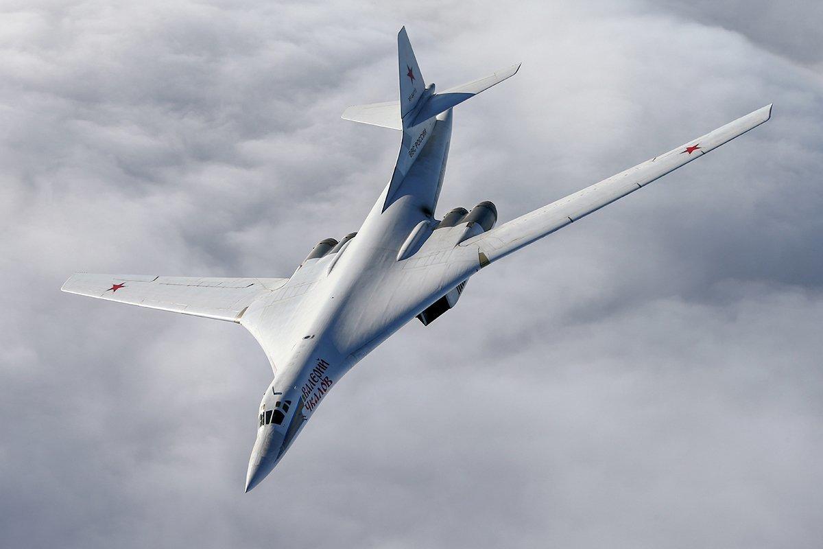 российские бомбардировщики назвали отсталыми сравнению американскими