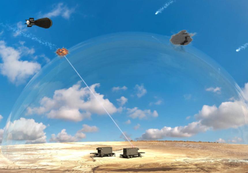 Израиль достиг технологического прорыва в создании лазеров для перехвата ракет