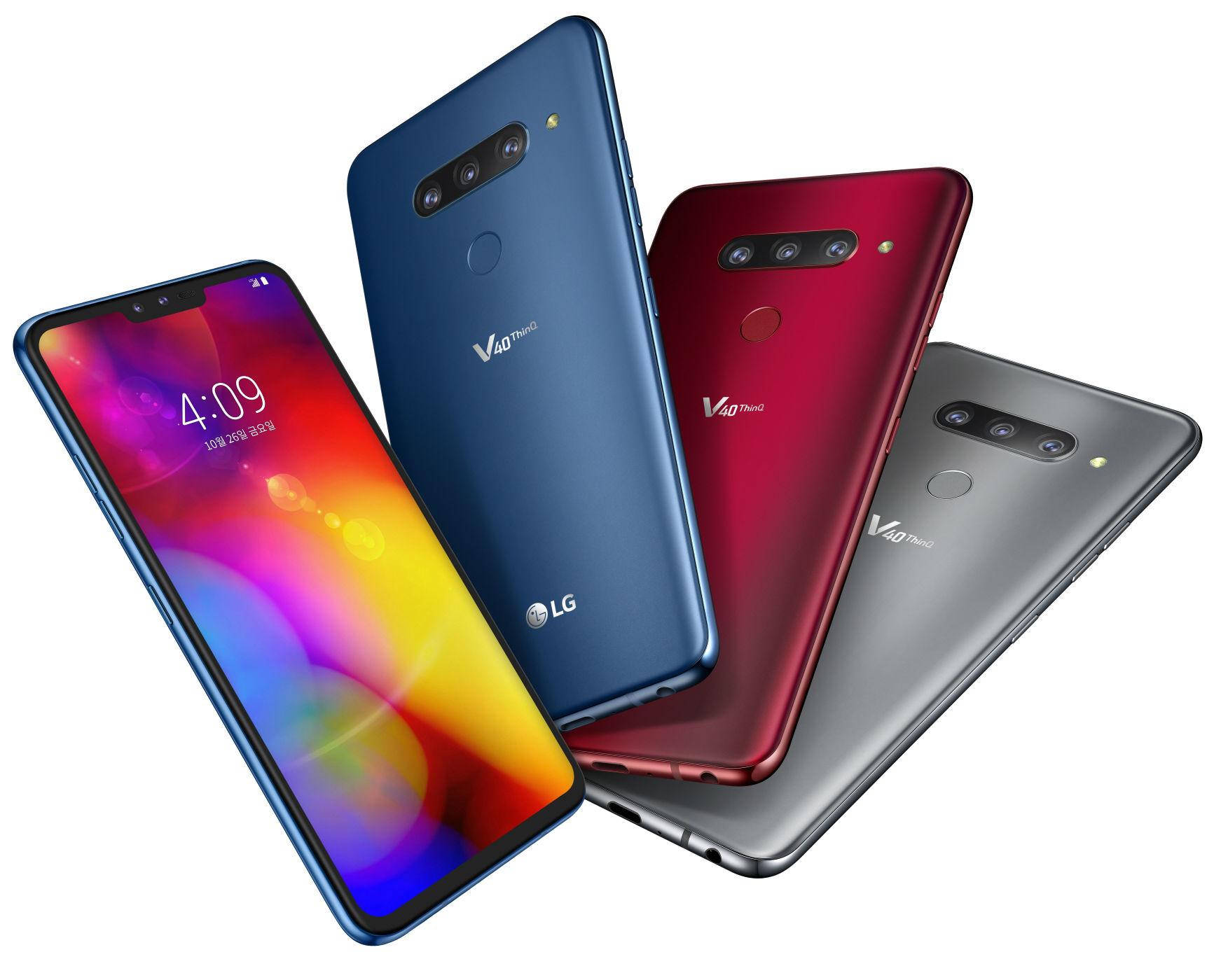 LG заявила о намерении вернуть свои позиции на рынке смартфонов