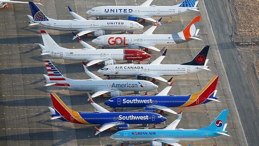 Производителя самолетов Boeing оштрафуют на миллионы долларов за некачественные детали