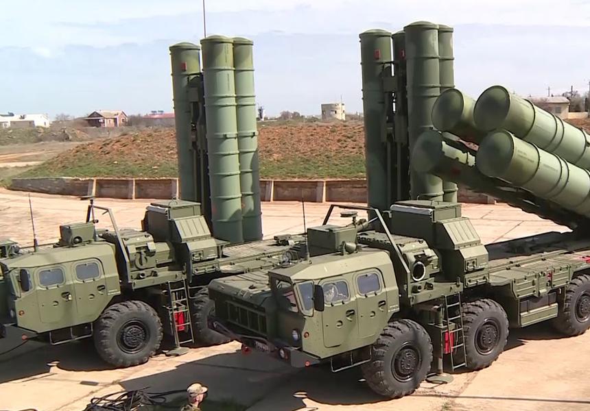 В Ираке перестали ждать помощи США и задумались о покупке российских С-400