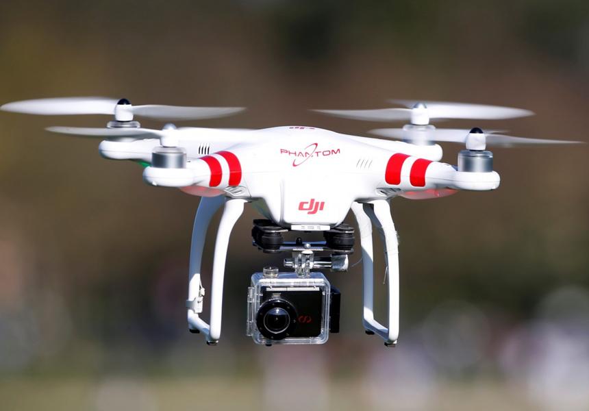 В США решили отказаться от китайских дронов из-за боязни шпионажа