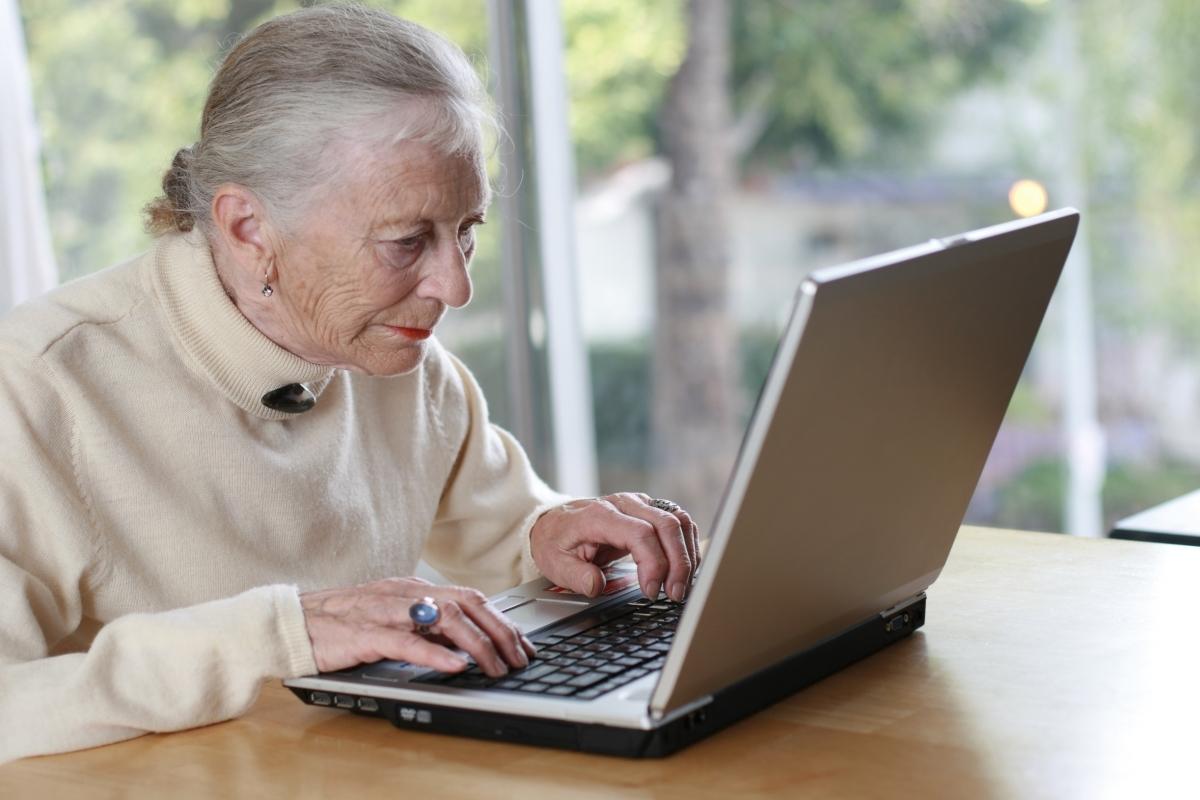 В 2019 году российский интернет вырос благодаря активности пенсионеров