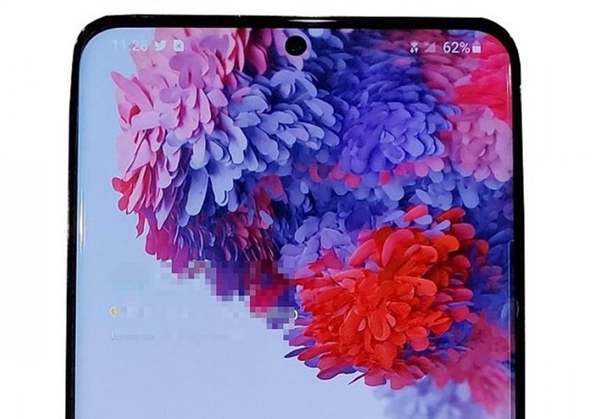 Рассекречен процессор будущего флагмана Samsung Galaxy S20+