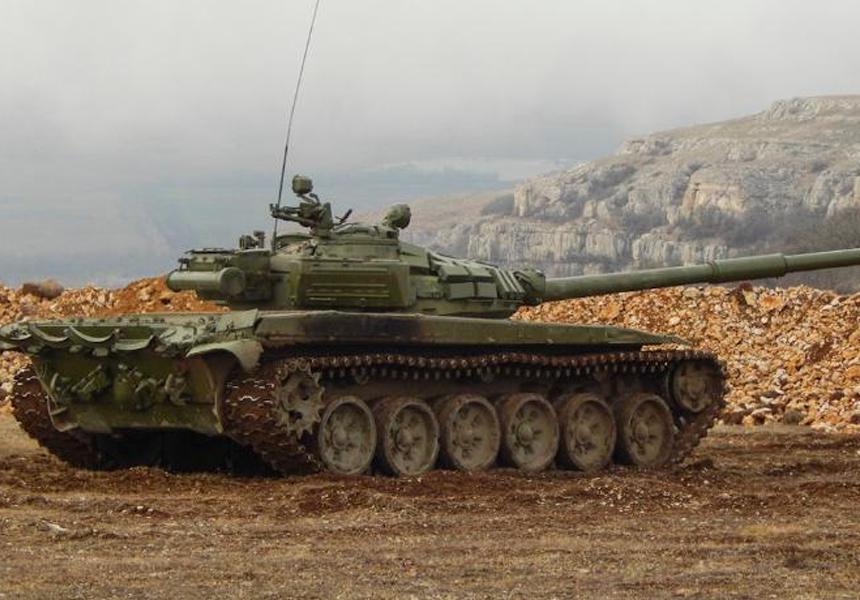 Узбекистан усилил советские танки
