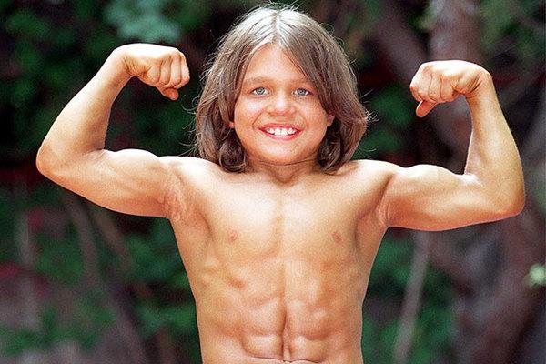 Ученые нашли белок, ответственный за рост мускулатуры