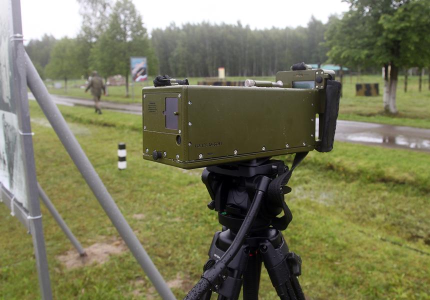 Российская армия получила новейшие приборы для защиты от оружия массового поражения