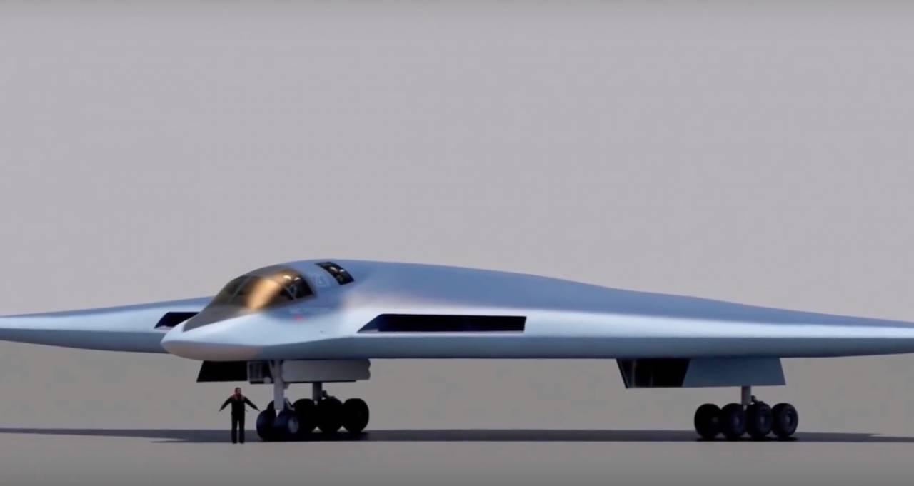 Названы сроки испытаний новейшего российского стелс-бомбардировщика ПАК ДА