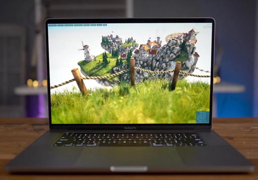 Apple разрешит ускорять ноутбуки