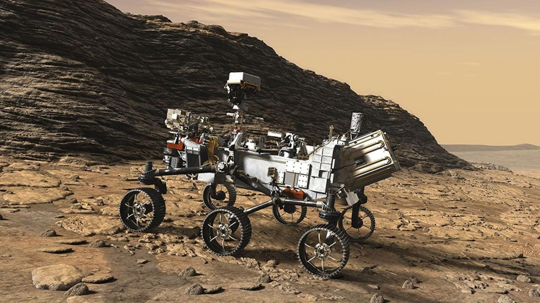 Российско-европейский марсоход прошел тестирования в условиях, приближенных к марсианским
