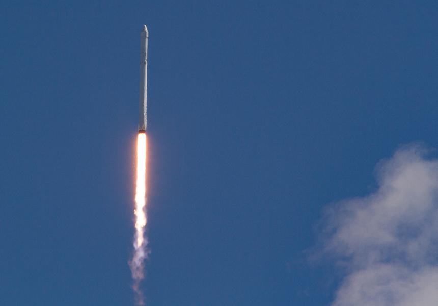 Компания Илона Маска взорвала собственную ракету