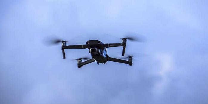 Показан первый украинский дрон для разведки с деталью из 3D принтера