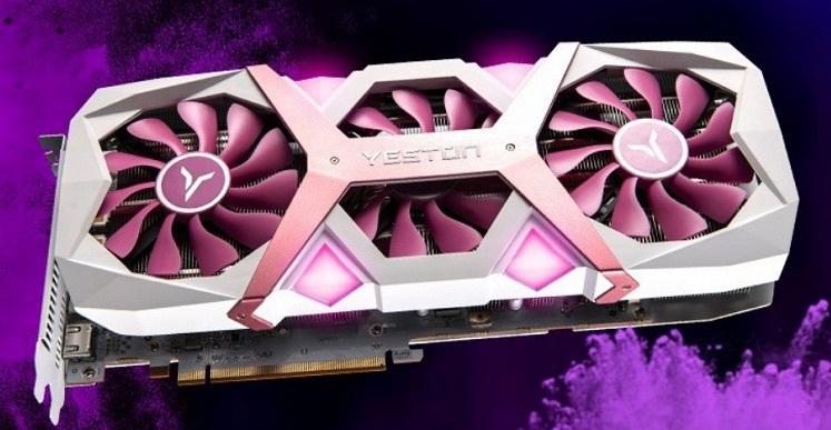 AMD выпустила первую геймерскую видеокарту для девочек