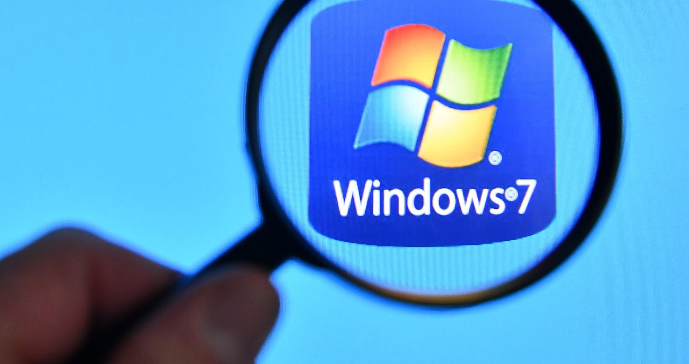 Германия будет платить Microsoft за продолжение поддержки Windows 7