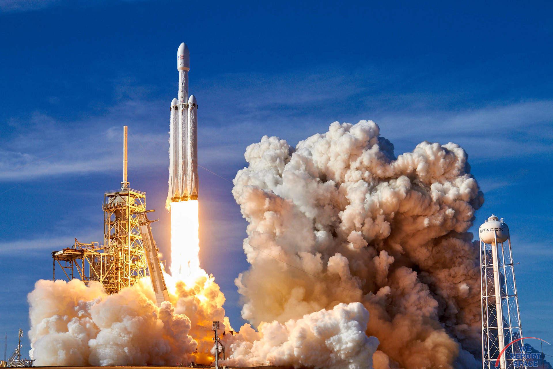 Американцы отменили запуск ракеты в космос за две минуты до старта