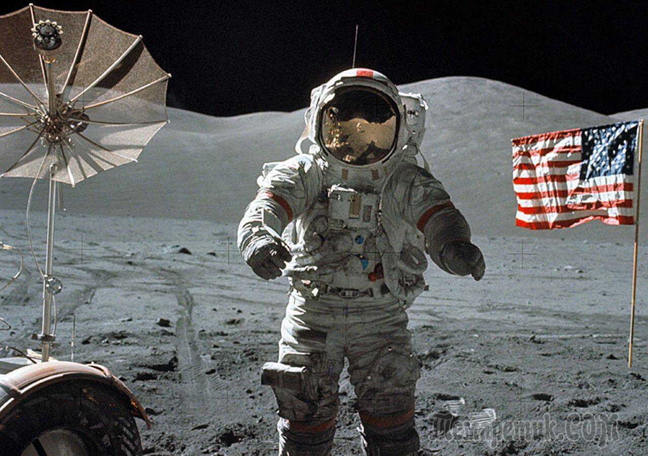 NASA ищет астронавтов для первых за последние полвека полетов на Луну и на Марс