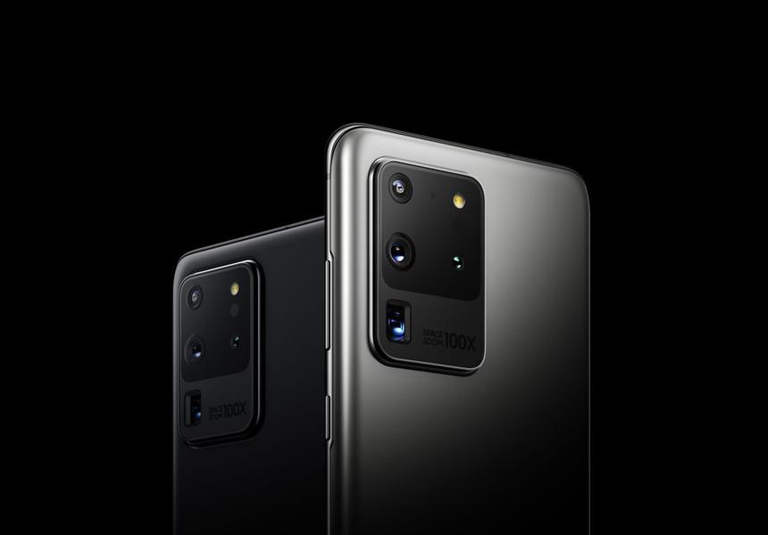 В смартфонах Samsung Galaxy S20 нашли ограничения на съёмку