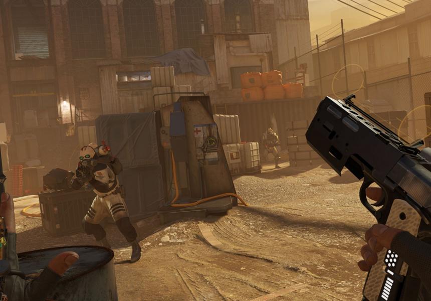 Объявлена официальная дата выхода новой Half-Life