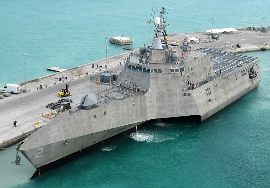США спишут свои прибрежные боевые корабли