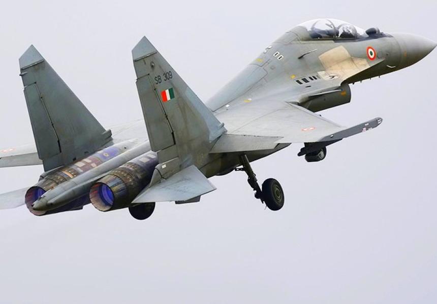Российский истребитель Су-30 оснастят новой гиперзвуковой ракетой
