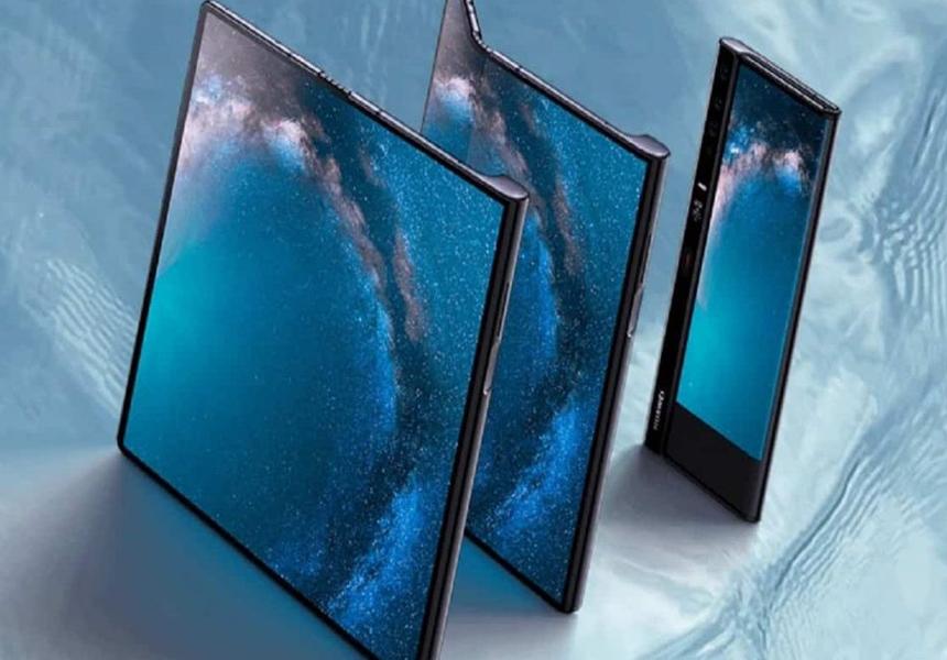 Huawei представит новый гибкий смартфон на онлайн-презентации