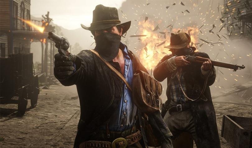 Epic Games продает популярную игру от создателей GTA со скидкой