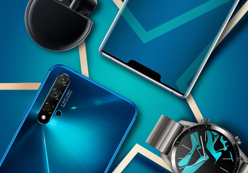 Huawei объявила скидки до 12 тысяч рублей на смартфоны в честь Дня защитника Отечества