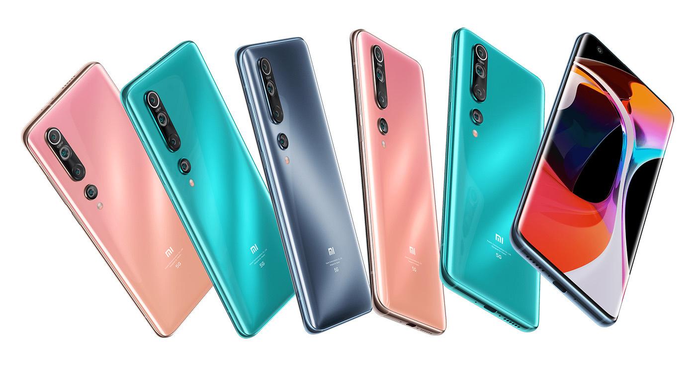 Флагманский камерофон Xiaomi Mi 10 Pro распродали за 55 секунд