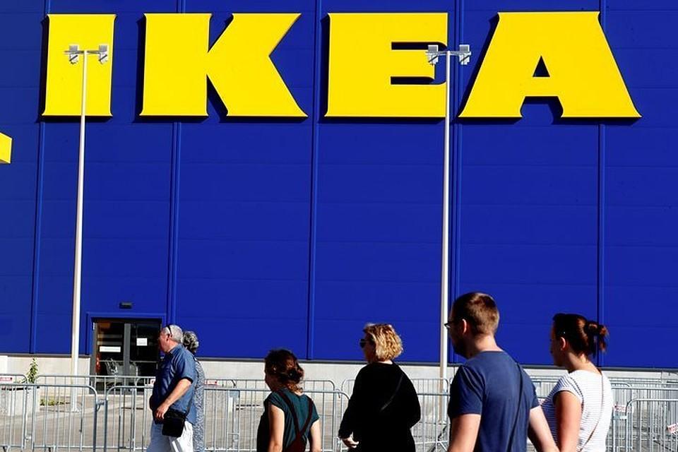 """IKEA """"отплатит"""" покупателям за время, проведенное в дороге до магазина"""