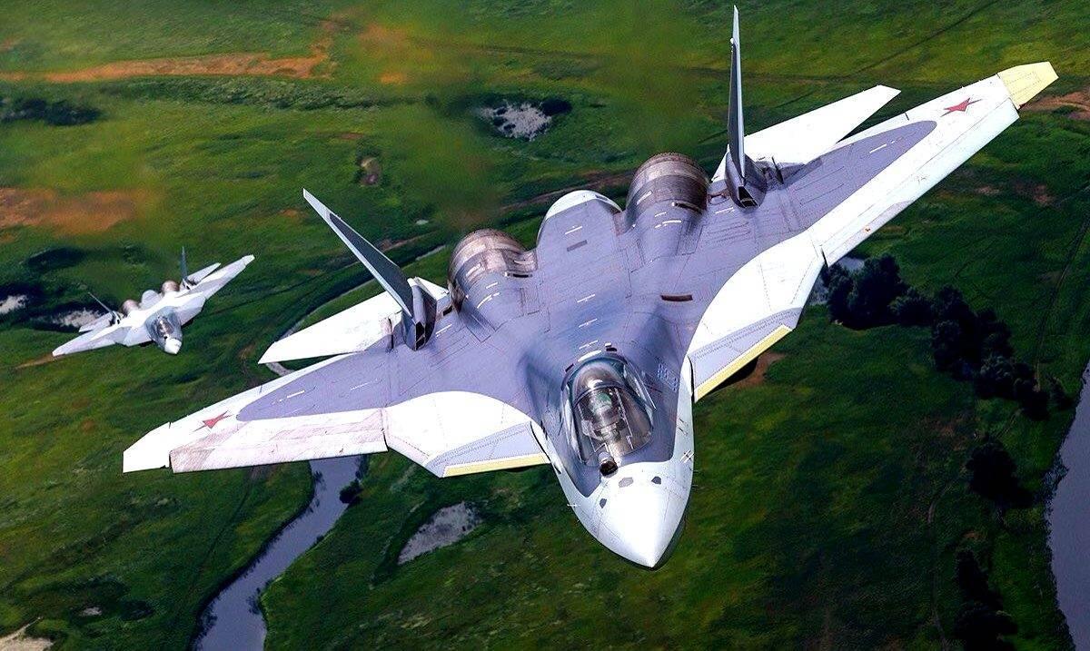 Эксперт объяснил невысокий спрос на новейший российский истребитель Су-57