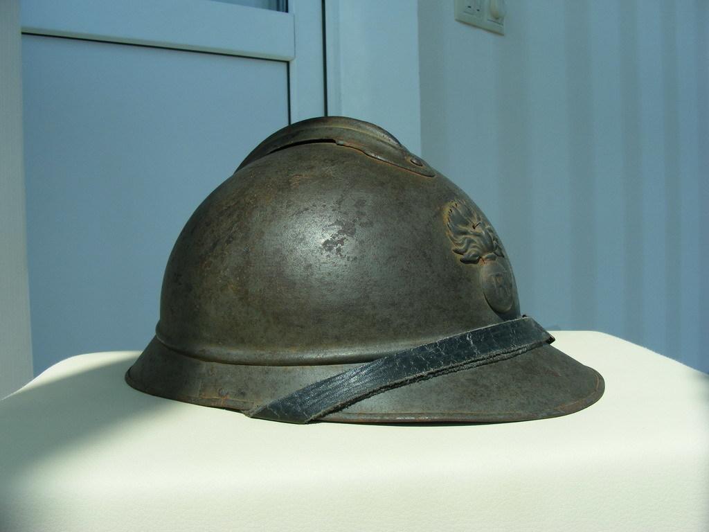 Каски времен Первой мировой войны по уровню защиты оказались лучше современных аналогов