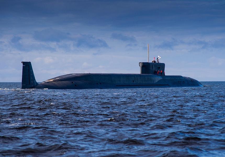 Россия увеличит число подводных ракетоносцев