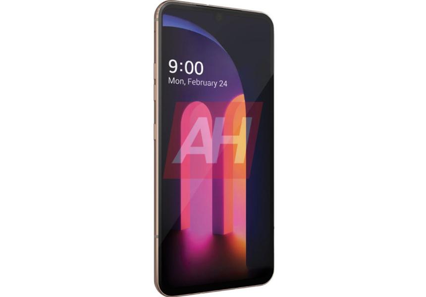 Рассекречена внешность нового флагманского смартфона LG
