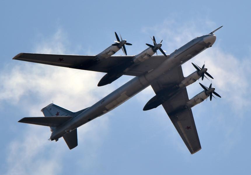 Пять истребителей НАТО не смогли обнаружить один российский Ту-95