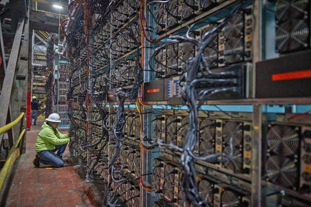 электростанция занялась майнингом биткоинов помощи лишней энергии