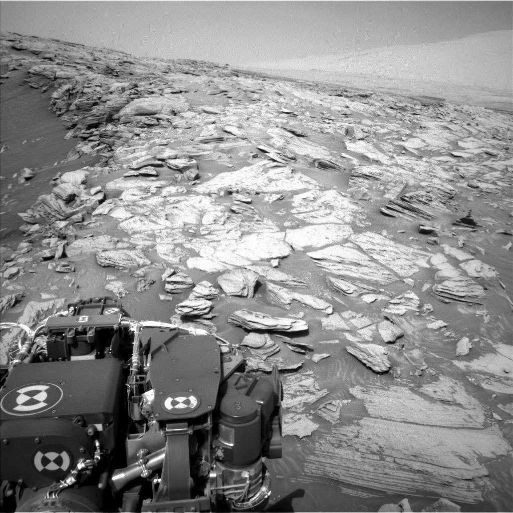 Марсоход прислал на Землю новое селфи