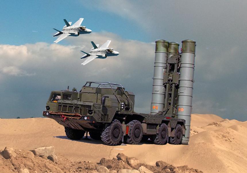 В Китае назвали преимущества российских С-400 перед аналогичными системами
