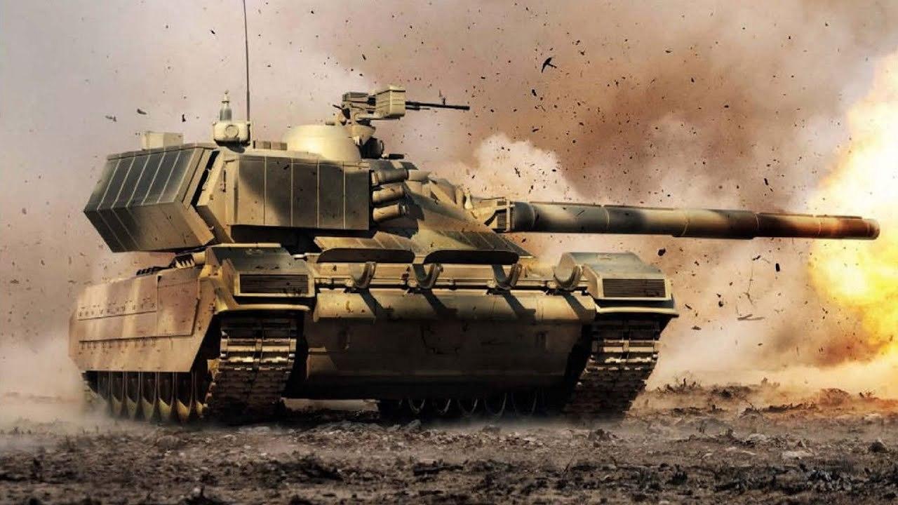 Американское СМИ рассказало, какой российский танк мог стать ночным кошмаром для НАТО