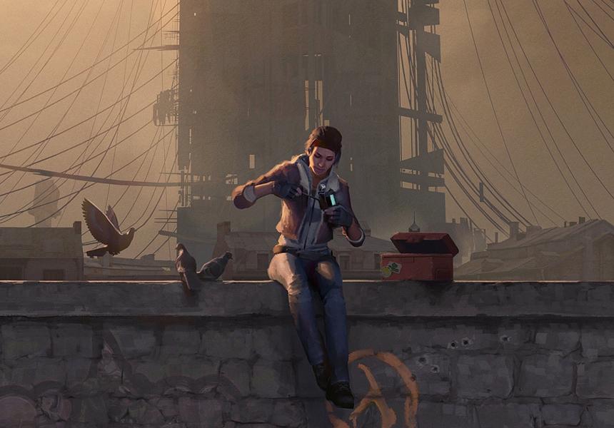 Эксперты не исключили появления нашумевшей игры Half-Life: Alyx в версии без виртуальной реальности