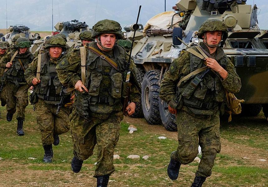 Цифра дня: Сколько современного вооружения получили сухопутные войска России за восемь лет?