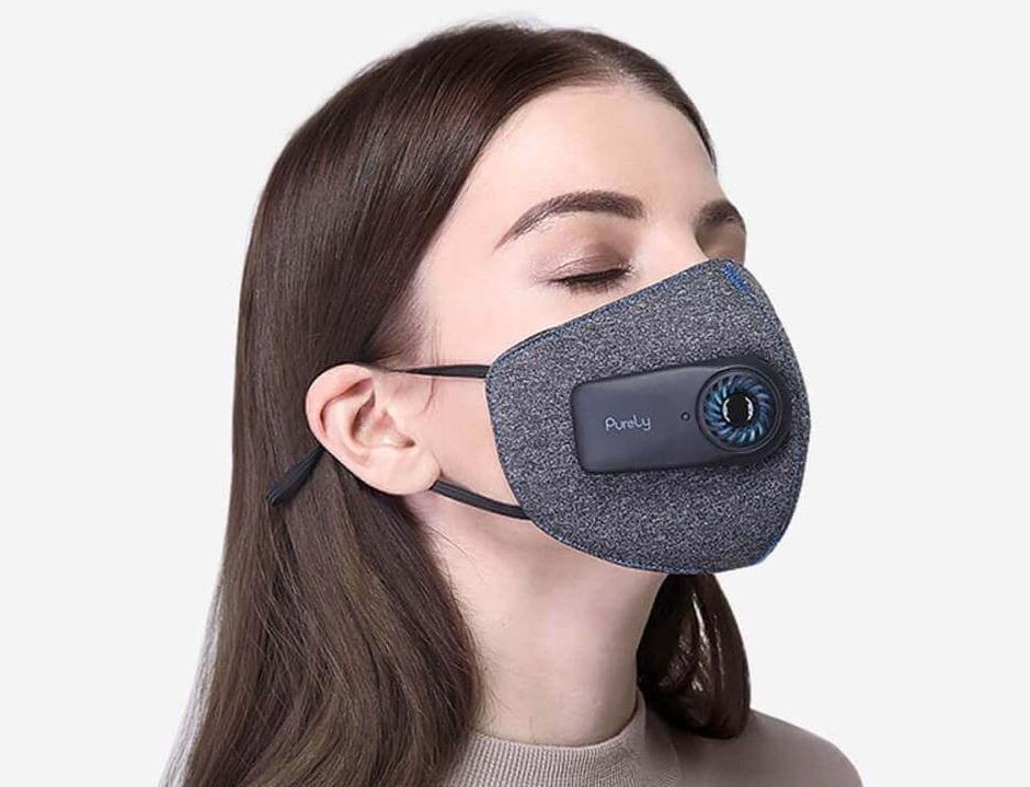 Xiaomi запатентовала защитную маску, способную помочь при эпедемии коронавируса