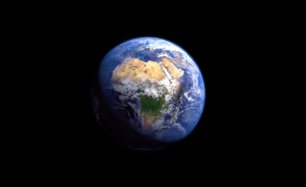 В игре Minecraft воссоздали Землю в натуральную величину