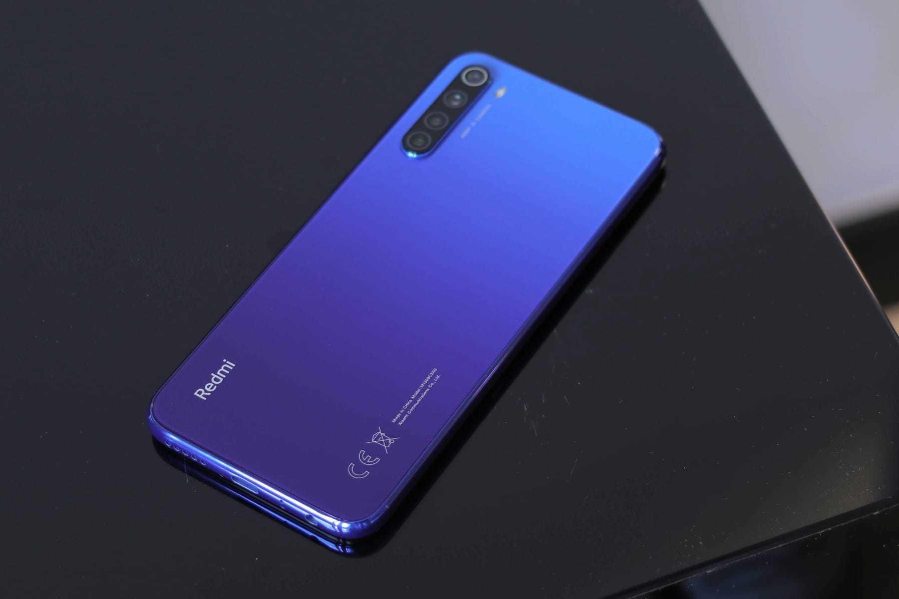 Стало известно, как может выглядеть грядущий недорогой смартфон Redmi