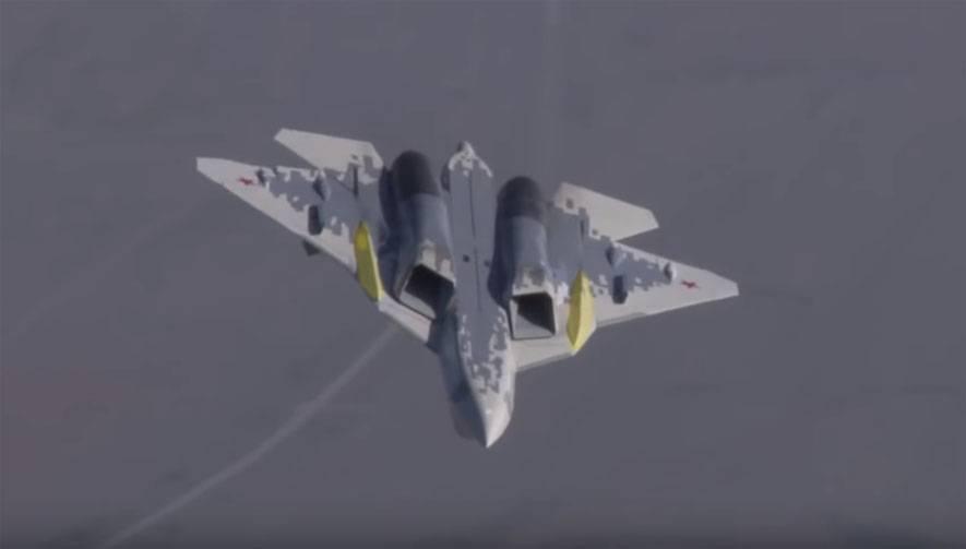В Китае раскрыли «секрет» расположения ракет внутри истребителя Су-57