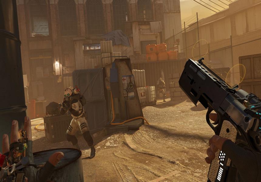 Опубликованы инструкции по запуску новой Half-Life без шлема виртуальной реальности