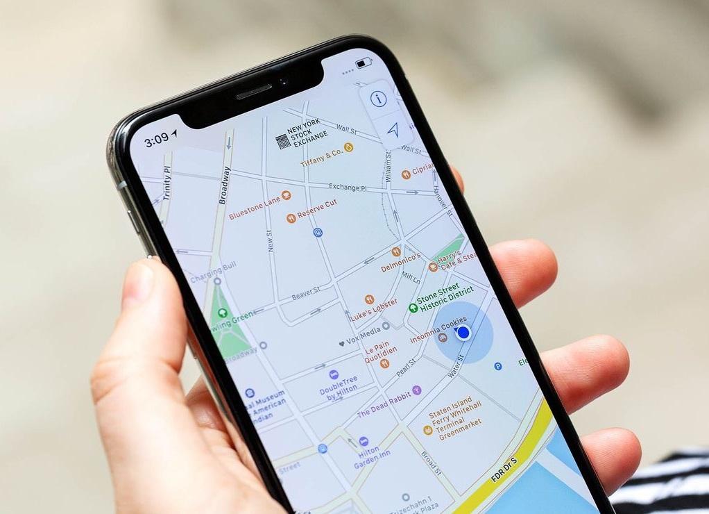 В США используют данные о местоположении со смартфонов для отслеживания коронавируса