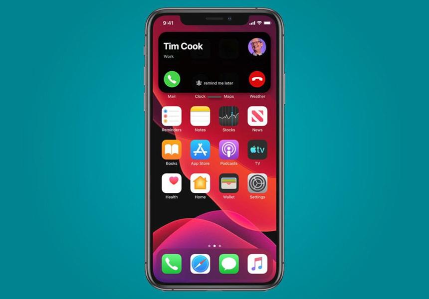iPhone могут получить «фишку» Android