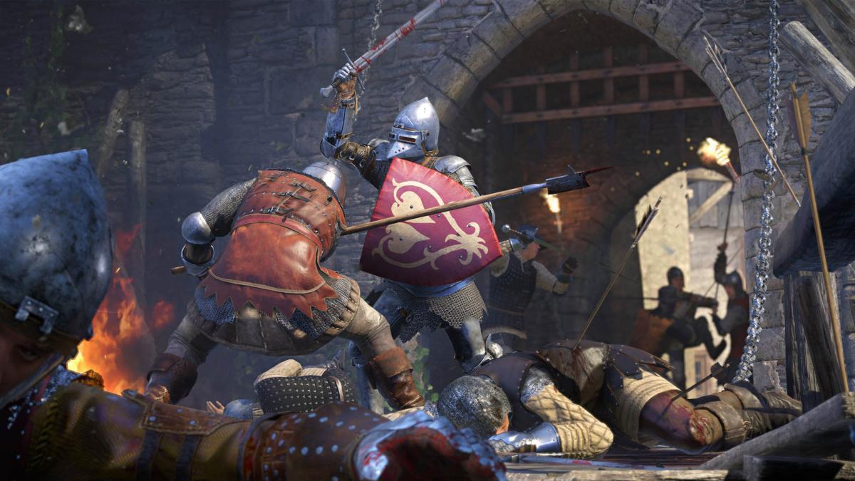 Реалистичную игру о жизни и войнах в Средневековье продают со скидкой