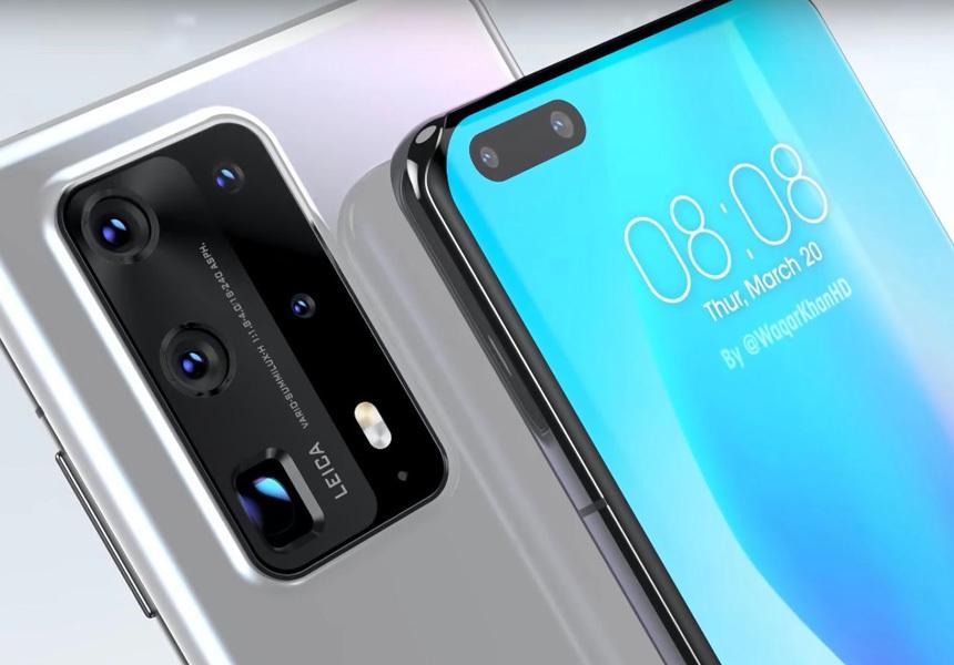 Huawei объяснила, почему не поставила в новые флагманы экран уровня Samsung S20 Ultra