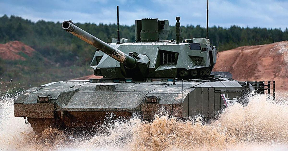 """В Китае начали разрабатывать аналог новейшей российской боевой машины """"Армата"""""""